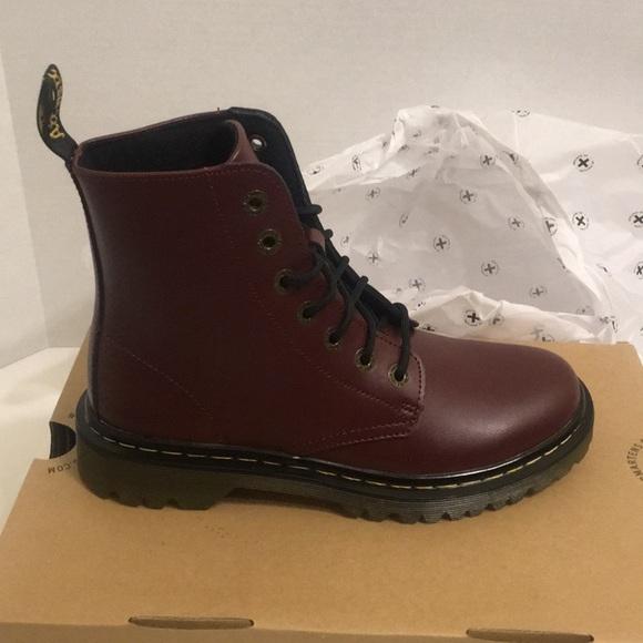Shoes   Womens Dr Martens Luana Cherry
